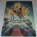 1994 GI Joe 30th Salute #59 gi joe the movie  Trading card